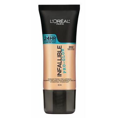 L\'Oreal Paris Infallible Pro Glow 24 Hour Foundation