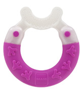 Mam Bite & Brush Teether Pink
