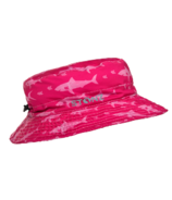 Stonz Bucket Hat Fuchsia Shark