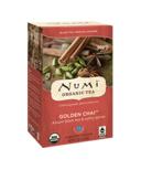 Numi Organic Golden Chai Tea