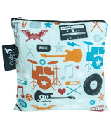 Colibri Large Snack Bag Rock And Roll