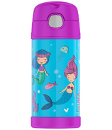 Thermos FUNtainer Insulated Bottle Mermaid