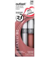 CoverGirl Outlast Lipcolor Honeyed (540)