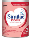 Similac Isomil Step 2 Soy-Based Calcium Enriched Infant Formula Powder
