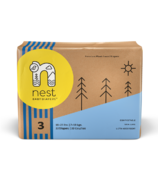 nest Baby Diapers Sustainable Plant Based Size 3