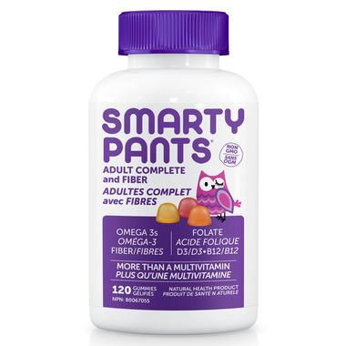 SmartyPants Adult Complete Plus Fiber
