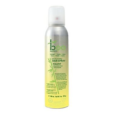 Boo Bamboo Anti-Humidity Hair Spray