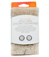 Full Circle Heavy Duty Coconut Scour Pads