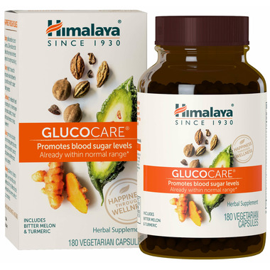Himalaya Herbal Healthcare GlucoCare