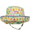 Snug As A Bug Pineapple Picnic Adjustable Sun Hat