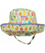 Snug As A Bug Pineapple Picnic Adjustable Sun Hat