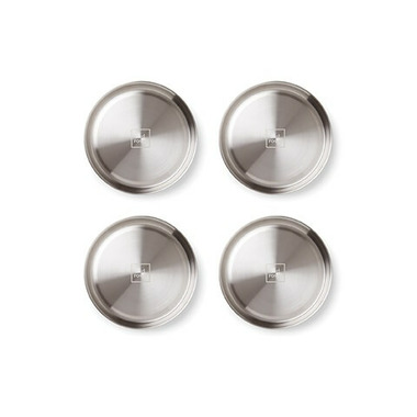 Red Rover Stainless Steel Plates