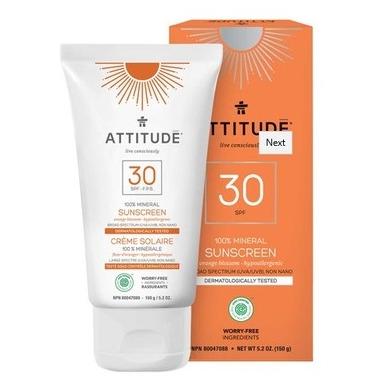 ATTITUDE SPF30 Adult Orange Blossom