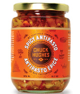 Chuck Hughes Vegetable Farmer's Spicy Antipasto