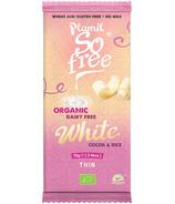 So Free Organic Dairy Free White Chocolate Alternative
