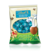Lindt Lindor Double Milk Chocolate Mini Eggs