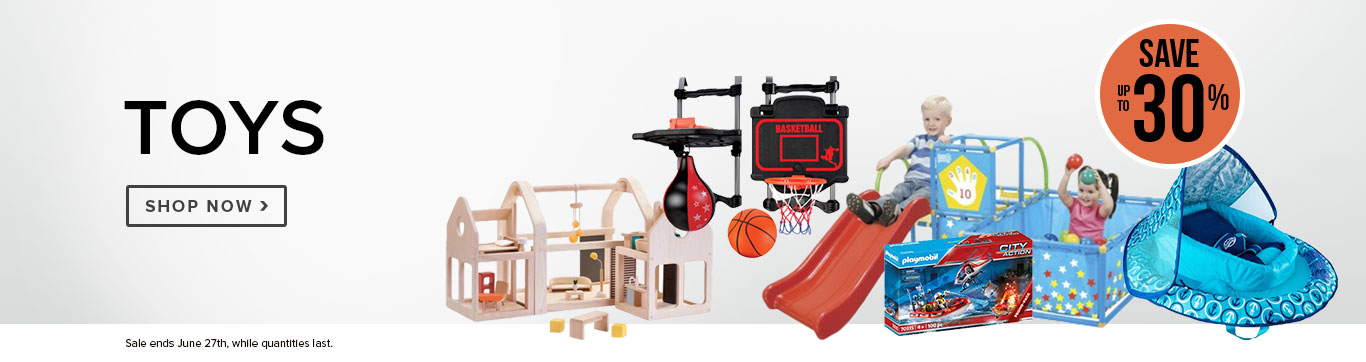 Save up to 30% on Toys