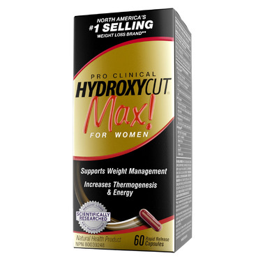 Pro Clinical Hydroxycut Max! For Women