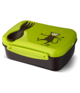 Carl Oscar N'ice Box Kids Lunch Box with Cooling Pack Lime