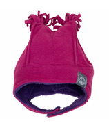 Calikids Fleece Hat Fuschia