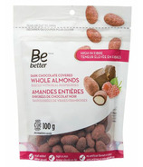 Be Better Raspberry Dusted Dark Chocolate Almonds