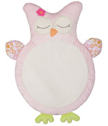 Lolli Living Play Mat Pink Owl