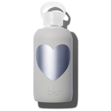 bkr Tone on Tone Heart Luna Little Grey