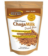North American Herb & Spice Wild and Organic ChagaMilk Drink Mix