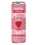 GoodDrink Field Strawberry Spritzer
