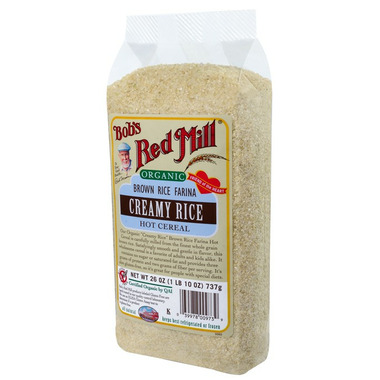Bob\'s Red Mill Organic Brown Rice Farina Cereal