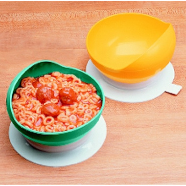 Drive Medical Scooper Bowl with Suction Cups