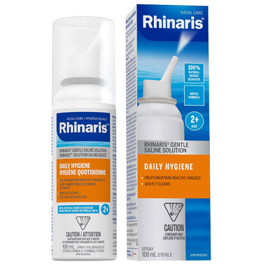 Rhinaris Gentle Saline Solution Daily Hygiene