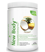 Alora Naturals New Body Pineapple Coconut