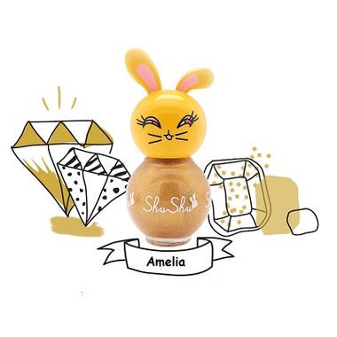 ShuShu Enchanting Gold Amelia Regular Nail Polish