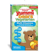 Hero Nutritionals Yummi Bears Complete Multi Vitamin Vegetarian
