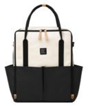 Petunia Pickle Bottom Inter-Mix Backpack Birch & Black
