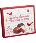 Saxon Chocolates Assorted Holiday Caramel Box