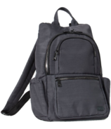Lug Hatchback Mini Backpack Brushed Grey