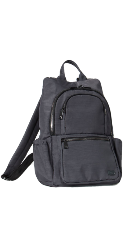 Buy Lug Hatchback Mini Backpack Brushed Grey from Canada at Well.ca - Free  Shipping f84b5f677570b