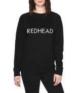 Brunette The Label Redhead Crewneck Black