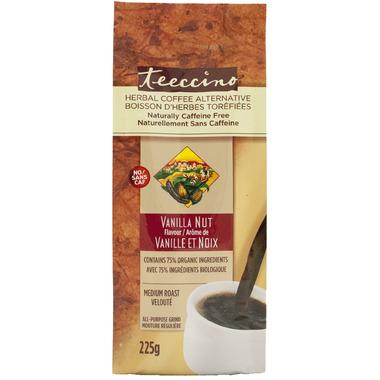 Teeccino Caffeine-Free Medium Roast Herbal Coffee