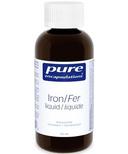 Pure Encapsulations Iron Liquid