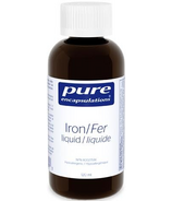 Pure Encapsulations Iron Liquid