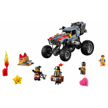 LEGO The LEGO Movie 2 Emmet and Lucy\'s Escape Buggy
