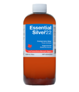 Essential Silver 22 ppm Extra Strength Bio-Active Premium Ionic Silver