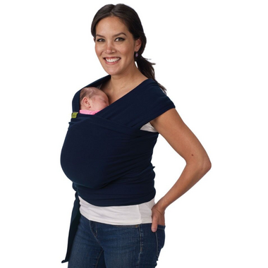 Boba Wrap Baby Carrier Navy