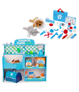 Melissa & Doug Animal Care Pet Centre Bundle