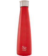 S'ip x S'well Water Bottle Chili Red