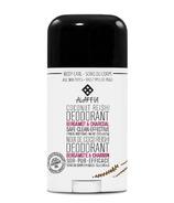 Alaffia Coconut Reishi Deodorant Bergamot & Charcoal
