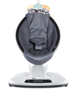 4Moms mamaRoo 4.0 Infant Seat Dark Grey Cool Mesh